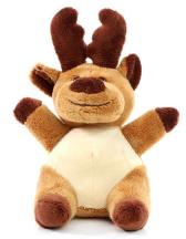 MiniFeet® Plush Moose Oke