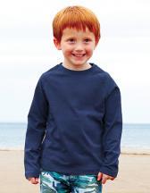 Kids` Long Sleeve Raglan T